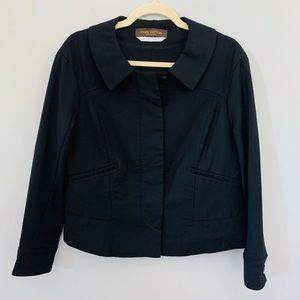 Louis Vuitton Uniformes black blazer AUTHENTIC 40